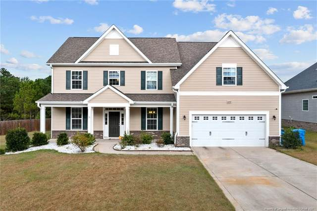 6058 Whitemoss Court, Fayetteville, NC 28311 (MLS #667776) :: Freedom & Family Realty