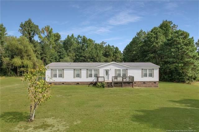 7870 Godwin Falcon Road, Godwin, NC 28344 (MLS #667789) :: Freedom & Family Realty
