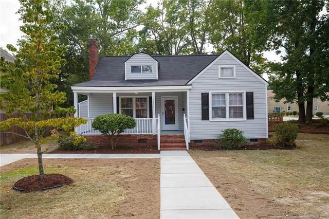 1813 Finnegan Street, Fayetteville, NC 28303 (MLS #667796) :: Freedom & Family Realty