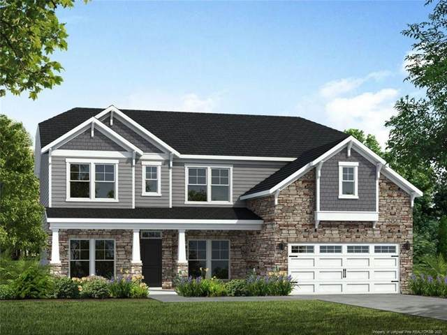 202 Streamside Drive, Sanford, NC 27330 (MLS #667798) :: The Signature Group Realty Team