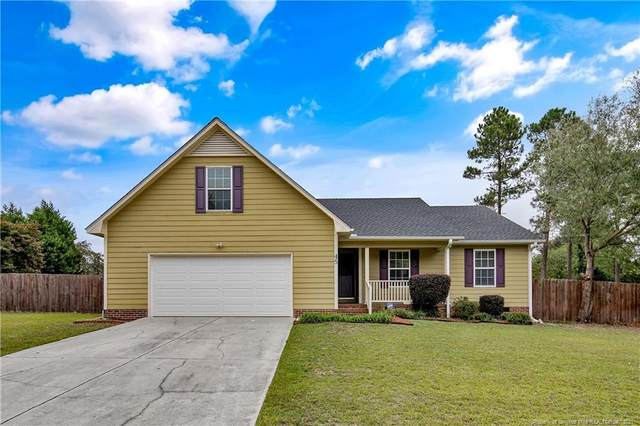 45 Ridgecrest Road, Cameron, NC 28326 (MLS #667805) :: RE/MAX Southern Properties
