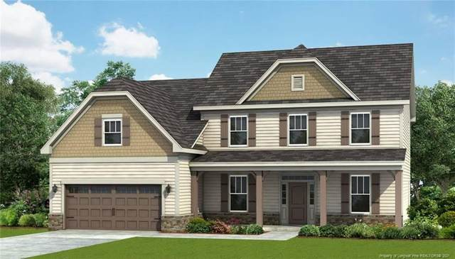 100 Foothill Court, Sanford, NC 27330 (MLS #667809) :: The Signature Group Realty Team