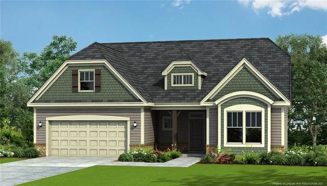 521 Boulderbrook Parkway, Sanford, NC 27330 (MLS #667814) :: The Signature Group Realty Team