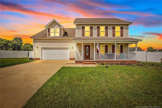 42 Dover Court W, Sanford, NC 27332 (MLS #667841) :: Freedom & Family Realty