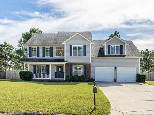62 Kimbrough Drive, Lillington, NC 27546 (MLS #667847) :: On Point Realty