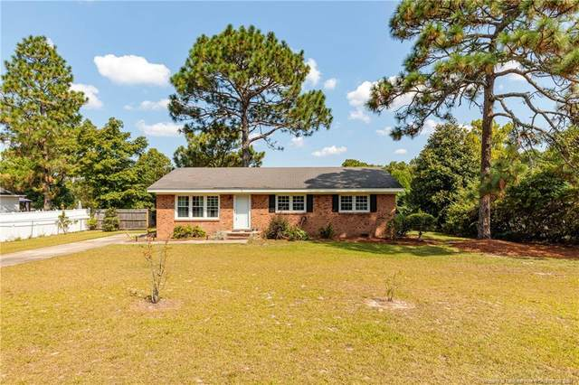 138 Forest Drive, Aberdeen, NC 28315 (MLS #667851) :: The Signature Group Realty Team