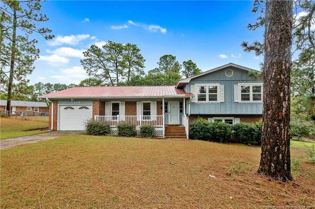 5914 Ormskirk Drive, Fayetteville, NC 28304 (MLS #667869) :: On Point Realty