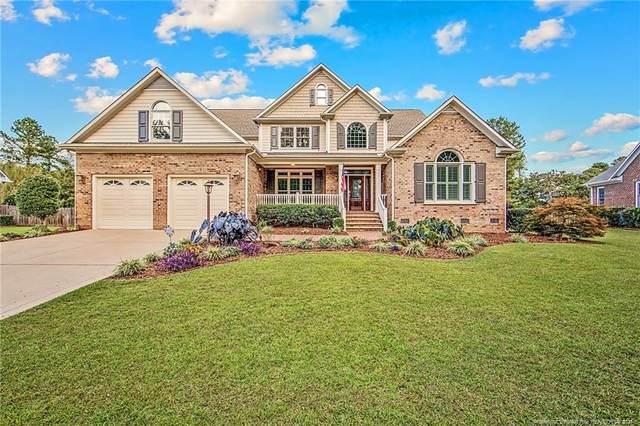 207 Woodsage Circle, Fayetteville, NC 28303 (#667879) :: Steve Gunter Team