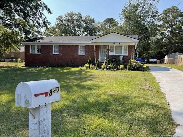820 Hopkins Street, Fayetteville, NC 28314 (MLS #667905) :: RE/MAX Southern Properties