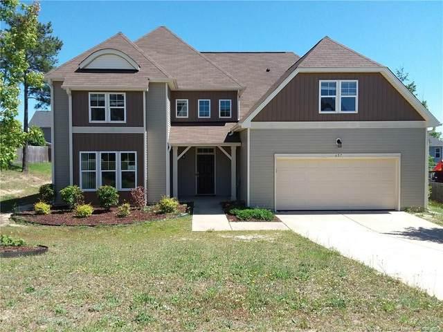 657 Highgrove Drive, Spring Lake, NC 28390 (MLS #667907) :: Freedom & Family Realty