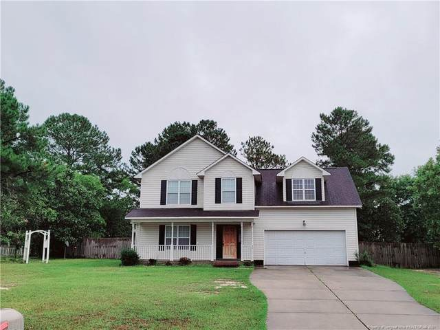 32 Water Oak Circle, Sanford, NC 27332 (MLS #667910) :: Towering Pines Real Estate