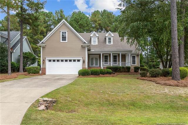 66 Falling Water Road, Spring Lake, NC 28390 (MLS #667917) :: Freedom & Family Realty