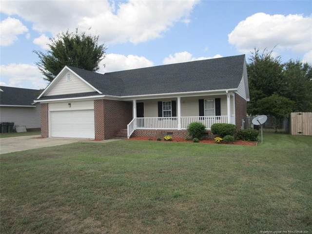 5312 Ahoskie Drive, Hope Mills, NC 28348 (MLS #667928) :: Freedom & Family Realty