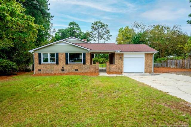 6893 Pin Oak Lane, Fayetteville, NC 28314 (MLS #667929) :: RE/MAX Southern Properties