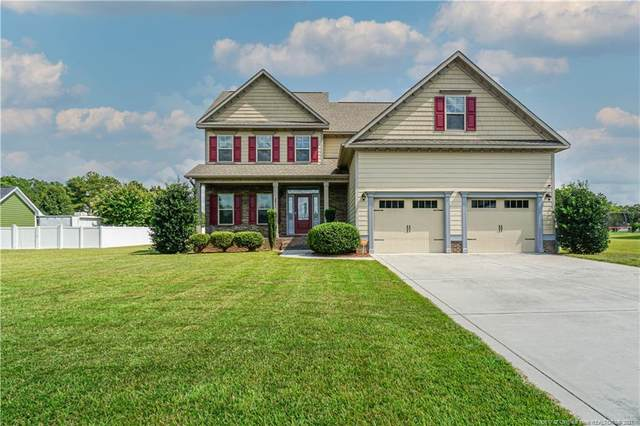 4811 Addie Lane, Fayetteville, NC 28306 (MLS #667933) :: RE/MAX Southern Properties