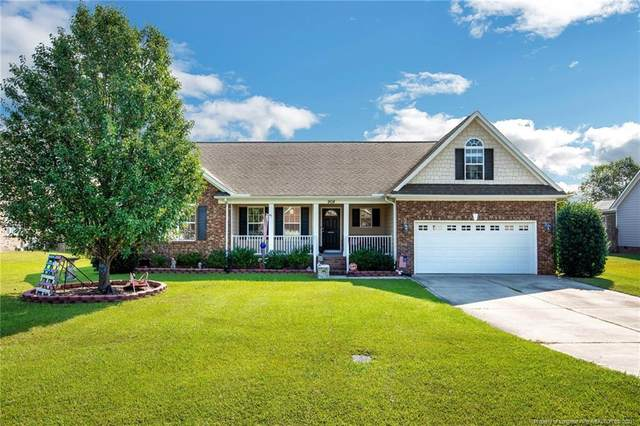 908 Hidden Oasis Drive, Fayetteville, NC 28312 (MLS #667973) :: The Signature Group Realty Team