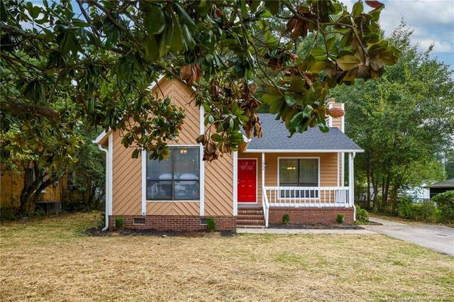 1904 Sapona Road, Fayetteville, NC 28312 (MLS #667976) :: The Signature Group Realty Team