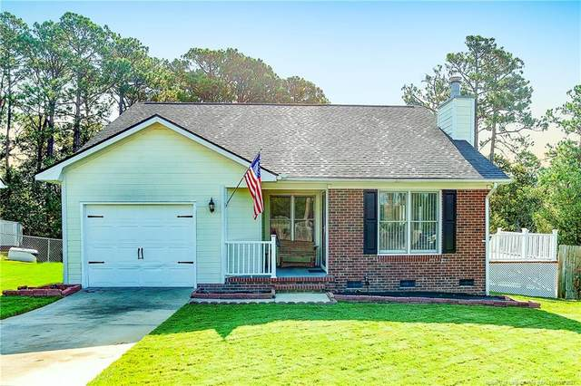 1913 Nuthatch Road, Fayetteville, NC 28304 (MLS #667979) :: The Signature Group Realty Team