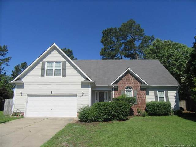 6620 Jacobs Creek Circle, Fayetteville, NC 28306 (MLS #667987) :: Freedom & Family Realty