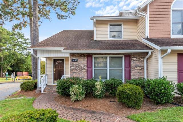 498 Lands End Road, Fayetteville, NC 28314 (MLS #667992) :: Freedom & Family Realty
