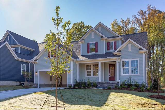 238 W Paige Wynd Drive, Angier, NC 27501 (MLS #667998) :: Freedom & Family Realty
