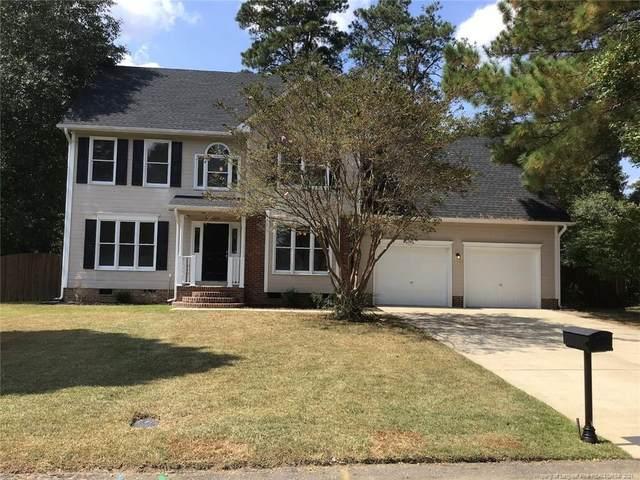 6676 Foxberry Road, Fayetteville, NC 28314 (#668009) :: Steve Gunter Team