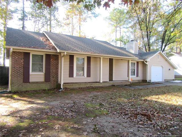 7209 Pebblebrook Drive, Fayetteville, NC 28314 (MLS #668027) :: Freedom & Family Realty