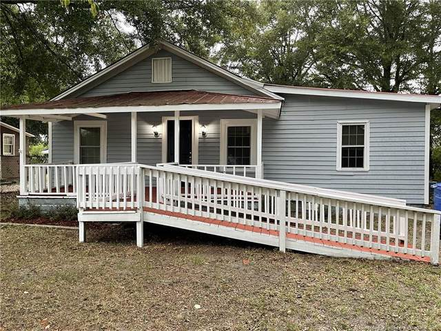 1436 Powell Street, Fayetteville, NC 28306 (MLS #668035) :: Freedom & Family Realty