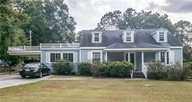 511 W Armfield Street, St. Pauls, NC 28384 (MLS #668042) :: The Signature Group Realty Team