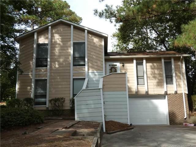 153 Fairway Lane, Sanford, NC 27332 (MLS #668044) :: Freedom & Family Realty