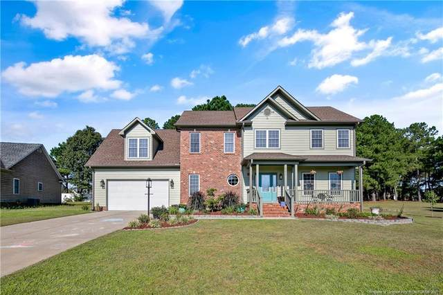 141 Timberline Drive, Sanford, NC 27332 (MLS #668047) :: Freedom & Family Realty