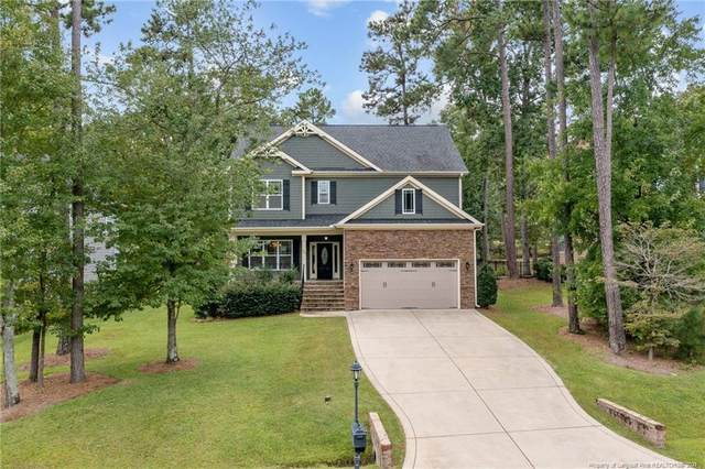 125 Springside Drive, Spring Lake, NC 28390 (MLS #668057) :: Freedom & Family Realty