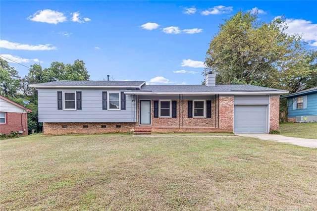 1801 Ashton Road, Fayetteville, NC 28304 (#668061) :: Steve Gunter Team