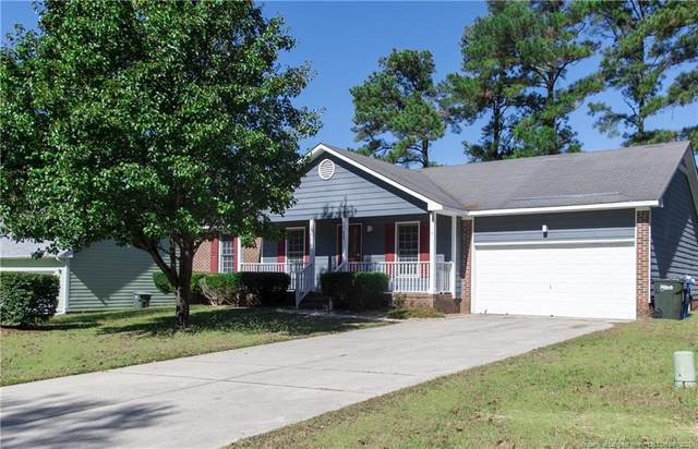 627 Longview Drive, Fayetteville, NC 28311 (MLS #668068) :: The Signature Group Realty Team