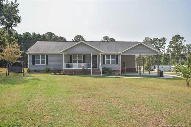 2805 Nc 24-27 Highway, Cameron, NC 28326 (MLS #668070) :: Freedom & Family Realty