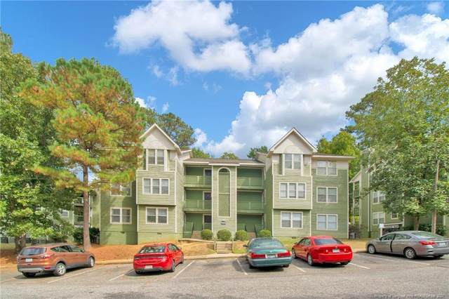 6809-5 Willowbrook Drive, Fayetteville, NC 28314 (MLS #668081) :: Towering Pines Real Estate