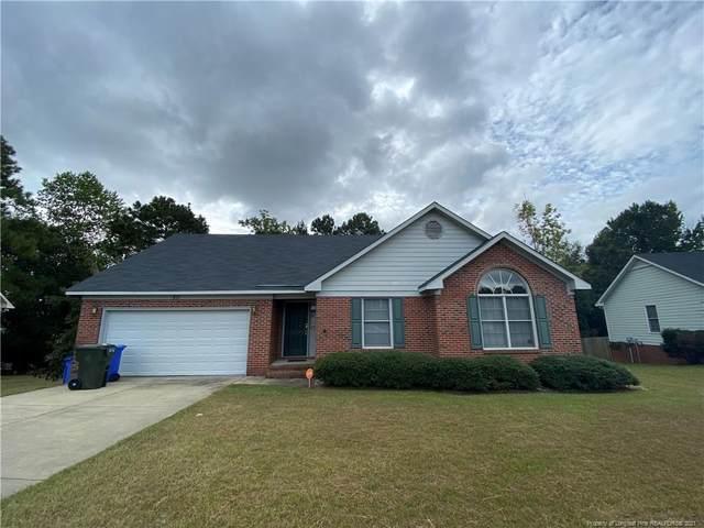 511 Pickington Circle, Fayetteville, NC 28303 (MLS #668087) :: Freedom & Family Realty