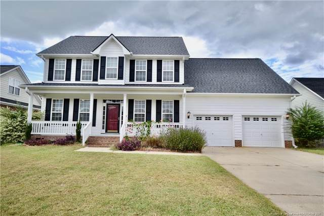 3608 Talus Road, Fayetteville, NC 28306 (MLS #668096) :: Freedom & Family Realty