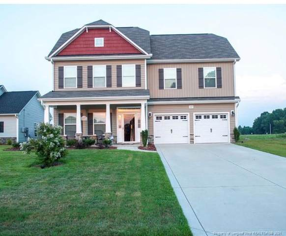 357 Whitestone Drive, Fayetteville, NC 28312 (MLS #668105) :: The Signature Group Realty Team