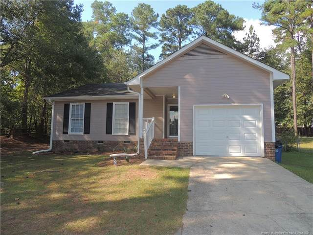 1401 Pamalee Drive, Fayetteville, NC 28303 (MLS #668109) :: Freedom & Family Realty