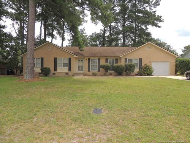 7115 Enfield Drive, Fayetteville, NC 28303 (MLS #668110) :: Freedom & Family Realty