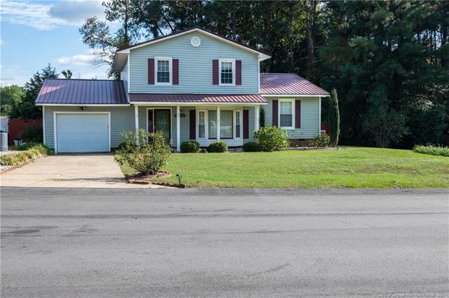 909 Emory Court, Fayetteville, NC 28311 (MLS #668111) :: RE/MAX Southern Properties