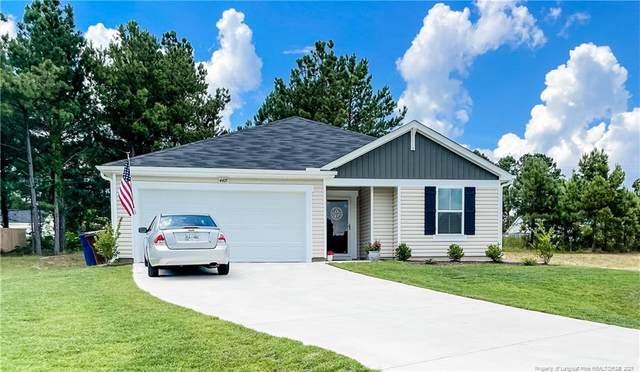 4405 Lenity Lane, Sanford, NC 27332 (MLS #668116) :: Freedom & Family Realty