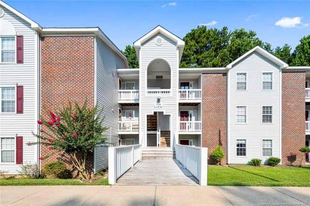 241 Waterdown Drive, Fayetteville, NC 28314 (MLS #668127) :: Freedom & Family Realty