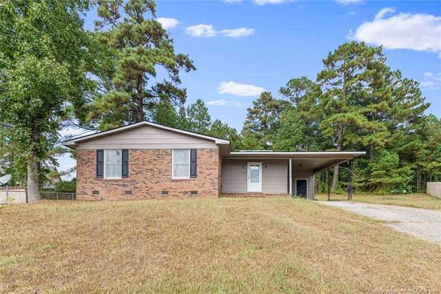 184 Wolfpoint Drive, Fayetteville, NC 28311 (MLS #668128) :: Freedom & Family Realty