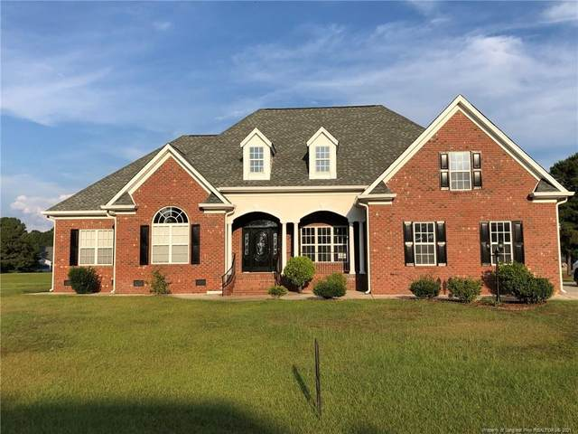 4545 Bent Grass Drive, Fayetteville, NC 28312 (MLS #668129) :: RE/MAX Southern Properties