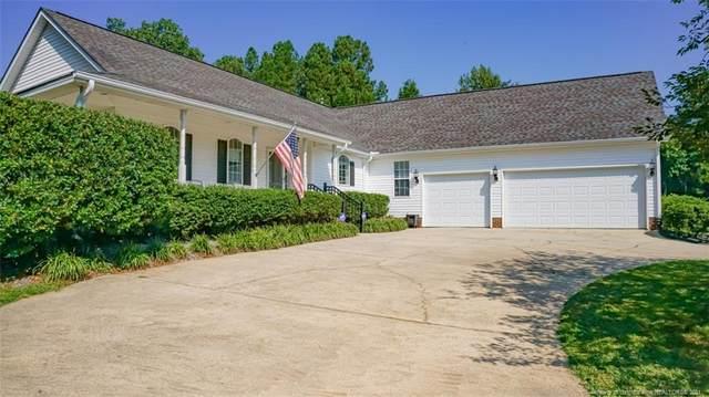 211 Amos Bridges Road, Sanford, NC 27330 (MLS #668138) :: Towering Pines Real Estate