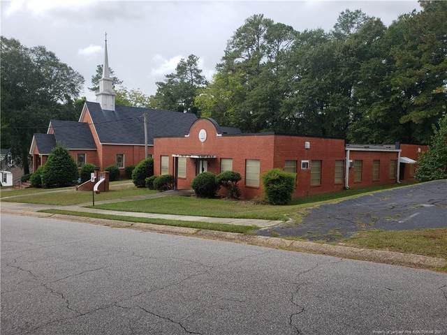398 Trinity Drive #2, Fayetteville, NC 28301 (#668160) :: The Blackwell Group
