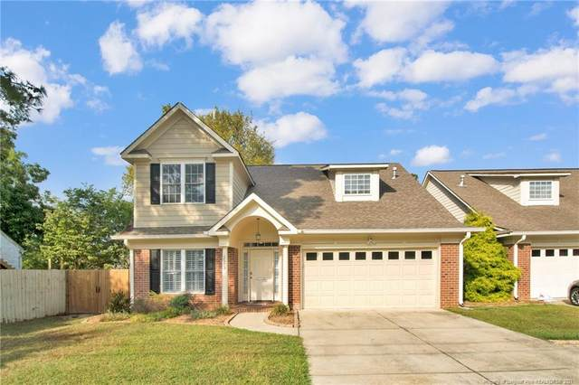 2513 Mcneill Circle B, Fayetteville, NC 28303 (#668161) :: The Blackwell Group
