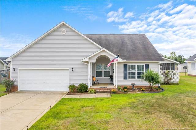 151 Mayor Court, Raeford, NC 28376 (MLS #668163) :: On Point Realty